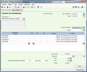 TAXES A PAYER1 1 formation sage50