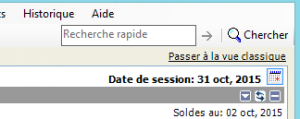 DATE SESSION formation sage50
