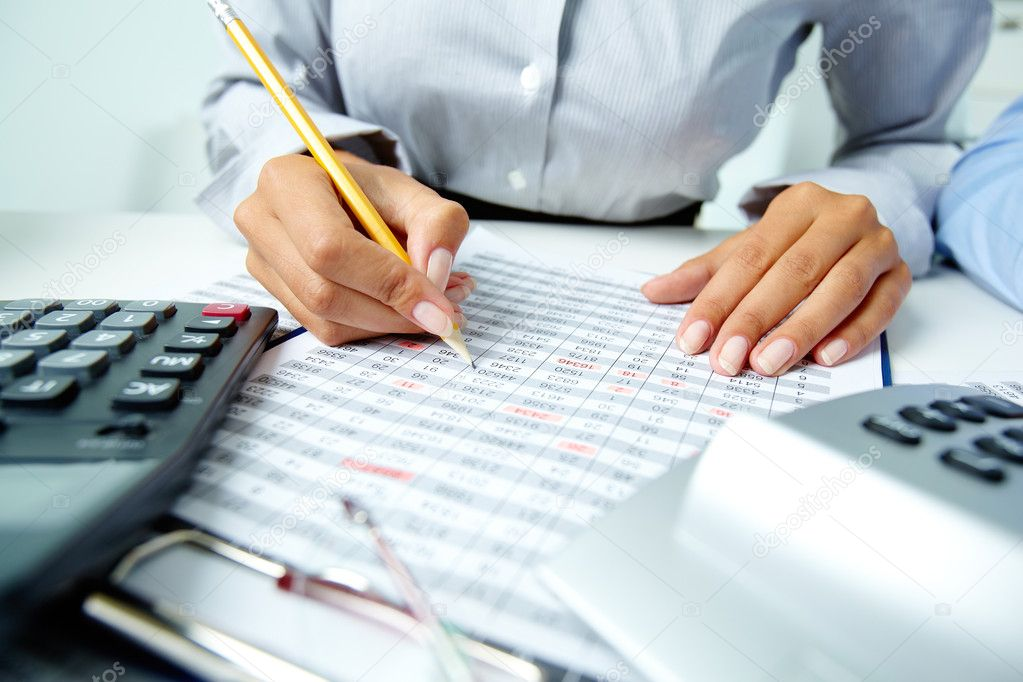 depositphotos 24193573 stock photo accounting notes formation sage50